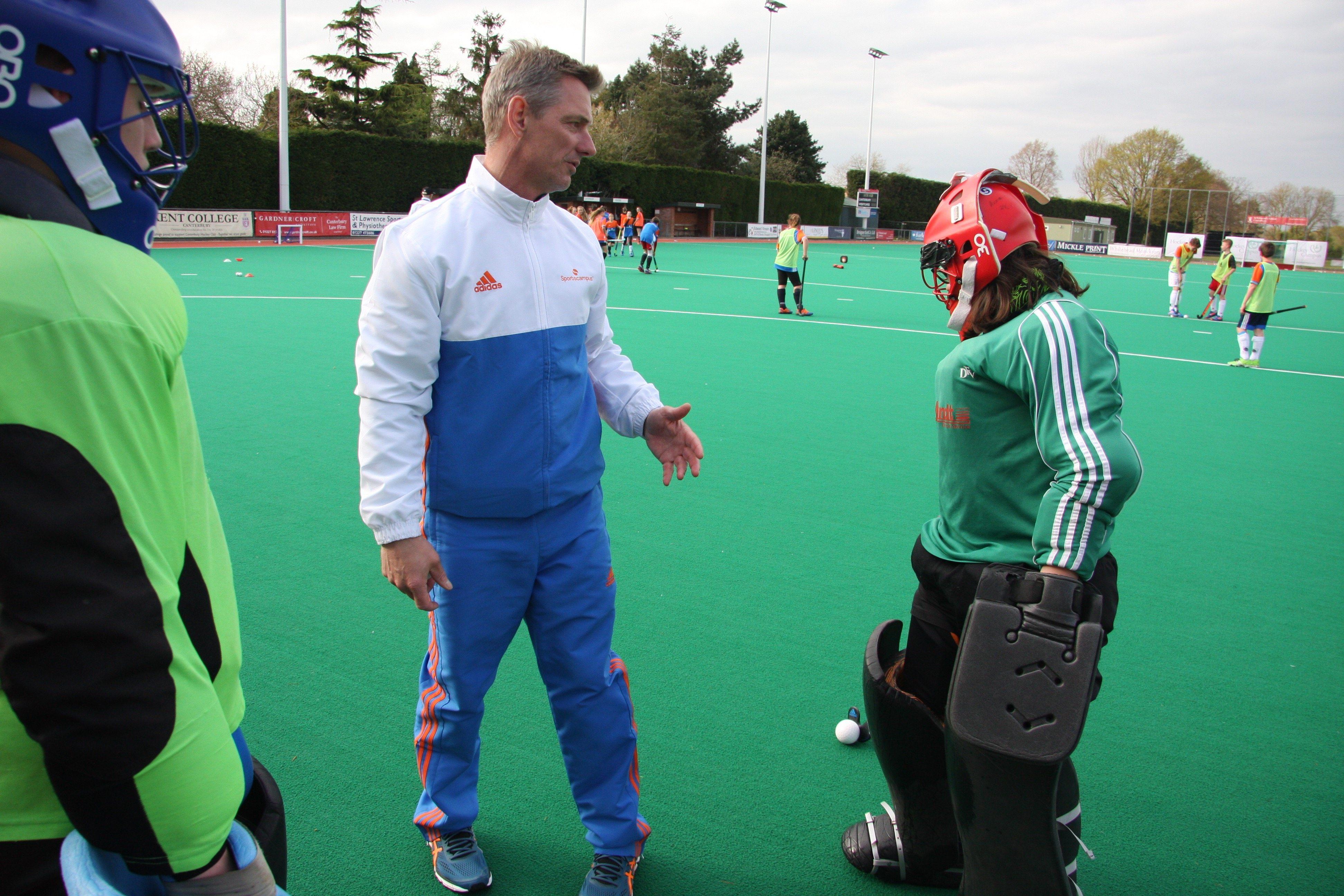 Personal Torwart Coaching – Das gibt es nur bei Sportscampus